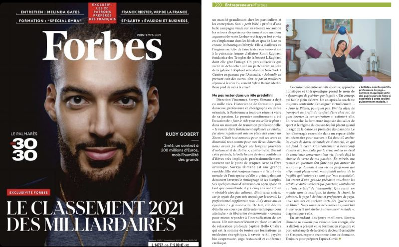 Interview forbes